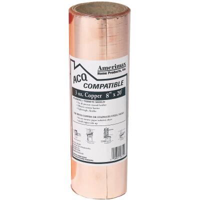 Amerimax 8 In. x 20 Ft. Copper Roll Valley Flashing