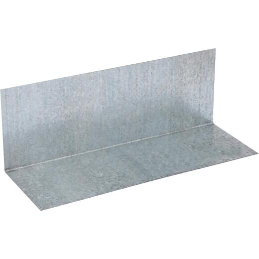 Amerimax 2.5 In. x 7 In. Galvanized Pre-Bent Step Flashing