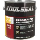 Kool Seal Storm Patch 1 Gal. White Acrylic Patching Cement Image 1