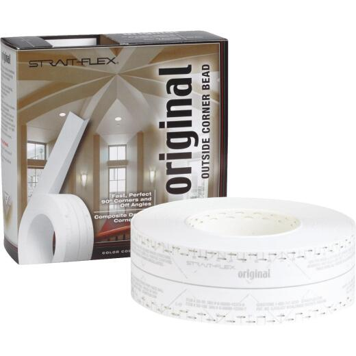 Strait-Flex 2-3/8 In. x 100 Ft. Original Outside Corner Bead Drywall Tape