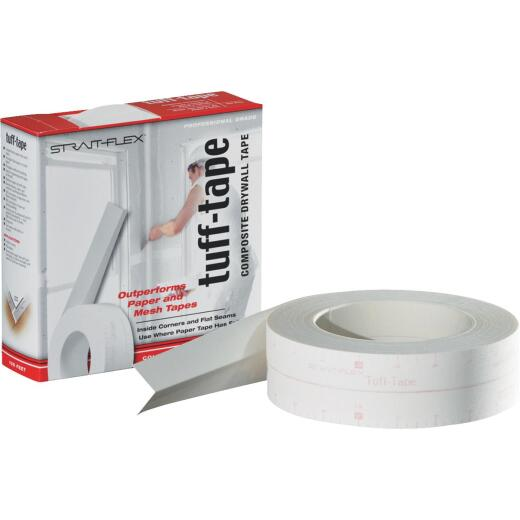 Strait-Flex Tuff-Tape 2 In. x 100 Ft. Drywall Tape