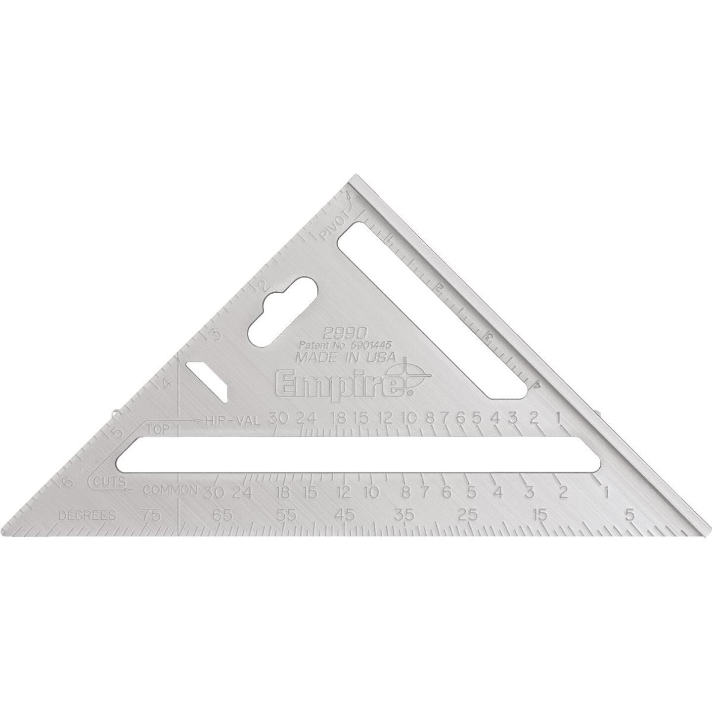 Empire Magnum 7 In. Aluminum Heavy-Duty Rafter Square Image 1