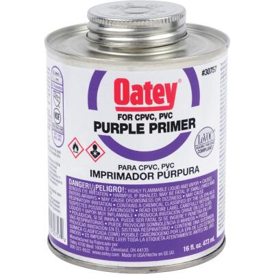 Oatey 16 Oz. Purple Pipe and Fitting Primer for PVC/CPVC