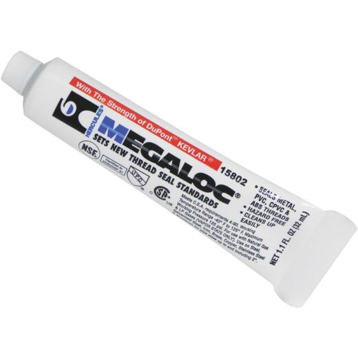Hercules Megaloc 1.1 Fl. Oz. Blue Thread Sealant