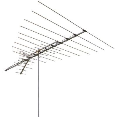 RCA Local Hi-Def & Digital TV Metallic Outdoor Antenna