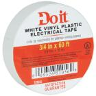 Do it General Purpose 3/4 In. x 60 Ft. White Electrical Tape Image 2