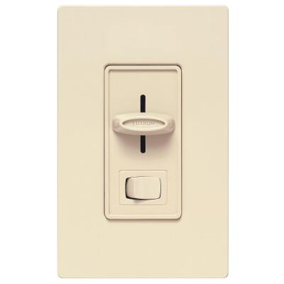 Lutron Skylark Incandescent Ivory Preset Slide Dimmer Switch
