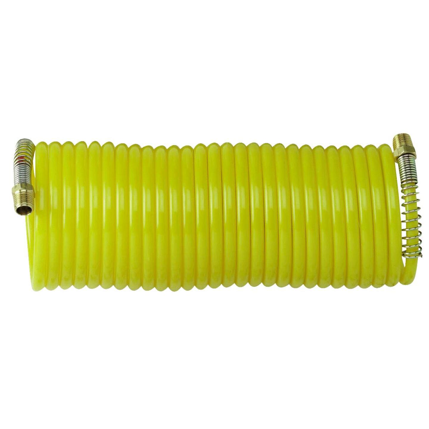 Campbell Hausfeld 1/4 In. x 25 Ft. Nylon Recoil Air Hose Image 1