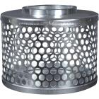 Apache 1-1/2 In. ID Plated Steel Suction Hose Strainer Image 1