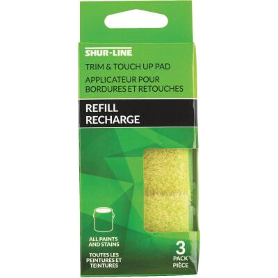 Shur-Line 1 In. Replacement Paint Pad, (3-Pack)