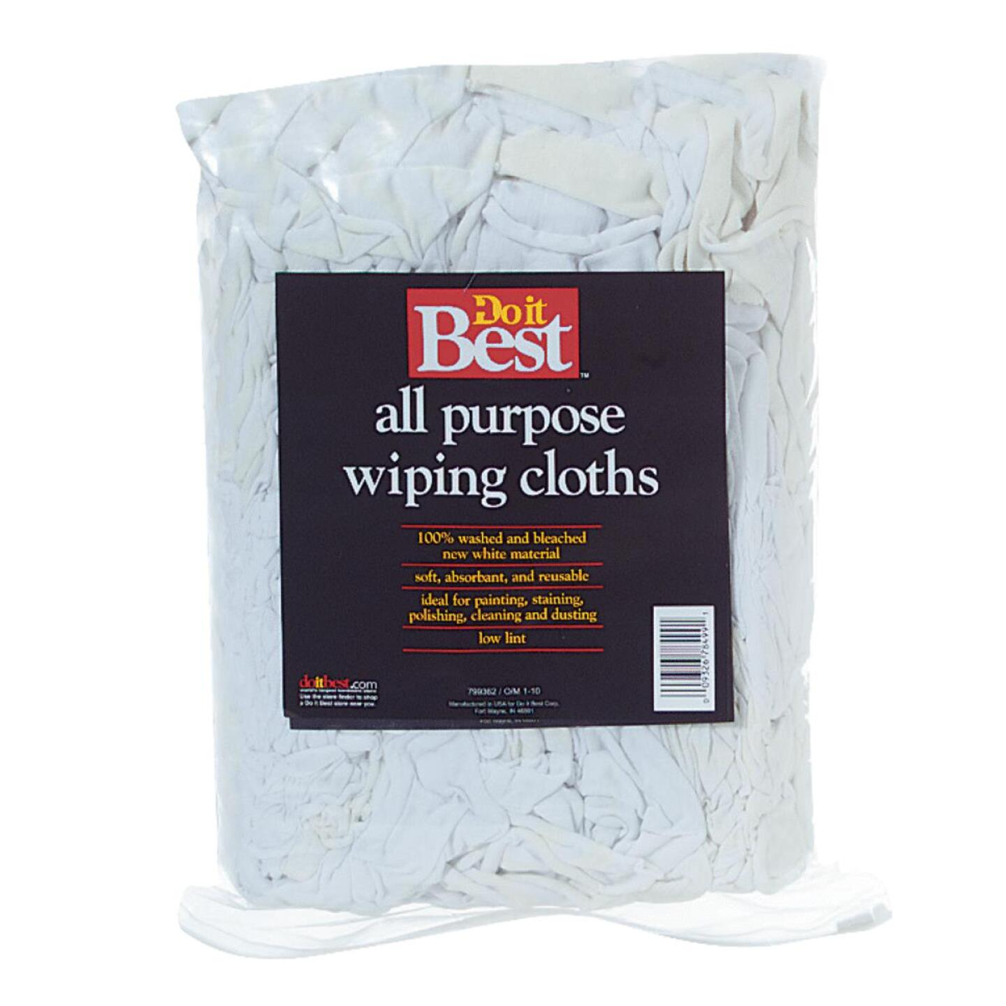 Do it Best 4 Lb. Block of Rags Image 1